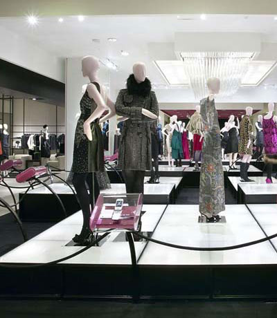 Neiman Marcus 100th year celebration