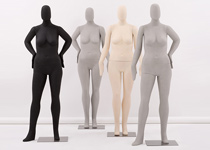 Sizes Mannequins