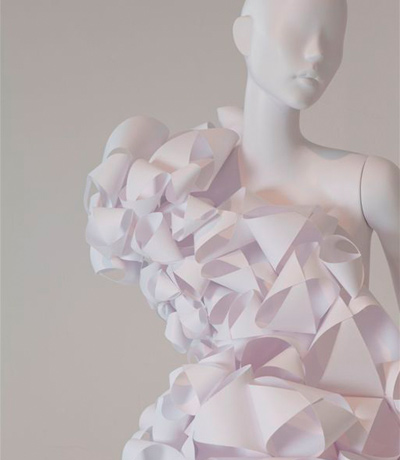 Pratt Institute And Ralph Pucci's Paper Push