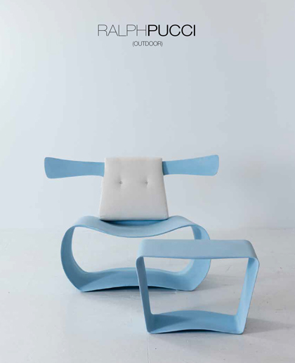 Ralph Pucci Outdoor Furniture